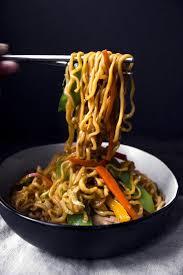 teriyaki noodle stir fry recipe