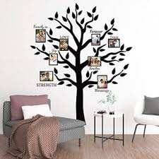 50 Wall Stickers For Living Rooms You Ll Love In 2020 Visual Hunt