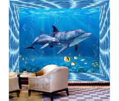 3d Ocean World Underwater Stickers Blue Ocean Wall Decals Vinyl Wall Sticker Buy Wall Decals Vinyl Wall Sticker Room Decor 3d Wall Stickers Removable Wall Stickers Product On Alibaba Com