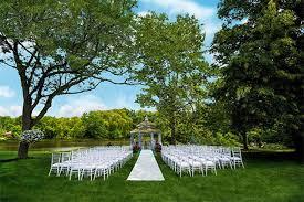 amazing suburban wedding venues outside
