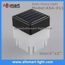 2 X 2 Inch Square Solar Post Cap Light For Wrought Iron Fencing Front Yard And Backyards Gate Landscaping Residential For Sale Solar Led Pillar Post Cap Lights Manufacturer From China 107554966