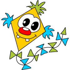 Raubíř - Omalovánky - kresby pro děti - Papírový drak