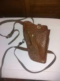 jesse james belt holster leather