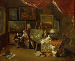 The Painting Room: The Artist's Studio in Eighteenth-Century ...