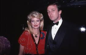 How old is Ivana Trump, when was she married to Donald and how many  children does she have?