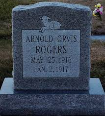 Arnold Orvis Rogers (1916-1917) - Find A Grave Memorial