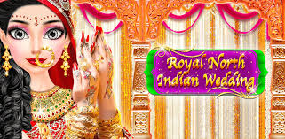 royal north indian wedding beauty salon