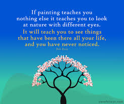 wisdom filled bob ross quotes on life nature and painting