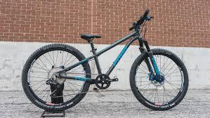 this custom kids hardtail mountain bike