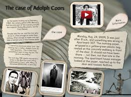 Case of Adolph Coors: adolph, biography, brewery , case, coors, en,  history, social, studies, tp | Glogster EDU - Interactive multimedia posters