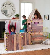 Target Is Selling Indoor Fort Kits So Your Kids Can Build The Fort Of Their Dreams