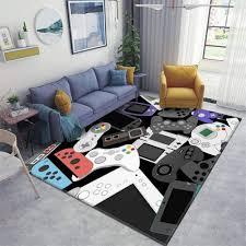 Amazon Com Gamer Controller Area Rugs Non Slip Floor Mat Doormats Home Runner Rug Carpet For Bedroom Indoor Outdoor Kids Play Mat Nursery Throw Rugs Yoga Mat Kitchen Dining