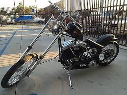1953 harley panhead motorcycles