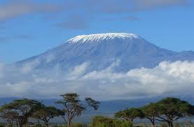 mount kilimanjaro superb wallpaper