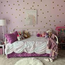 2 Inches Polka Dot Wall Decals 2 Inches Polka Dots Wall Decor 2 Inch Polka Vinyl Wall Stickers Circle Vinyl Decal