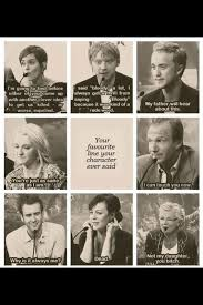 their favorite lines they said from the harry potter series