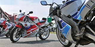 two stroke 250cc sportbike parison