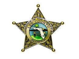 Lee County Sheriffs Office Badge Vinyl Decal Car Window Etsy