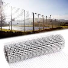 The Fellie Fencing Wire 0 6x10m Pvc Coated Fence Border Steel Mesh Chicken Wire Mesh Breadth