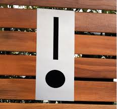 Fence Letterbox Designs Multiple Materials Sandleford