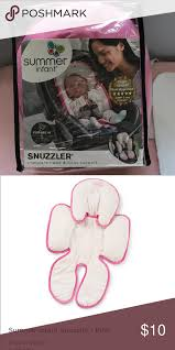 baby infant snuzzler pink perfect for