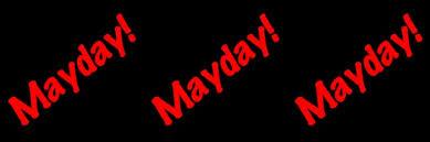 """چرا هشدار """" Mayday """" فراخوان بین المللی اضطراب برای خلبان هواپیما در شرایط بحرانی است؟"""