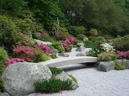 japanese garden garden bridge zen garden