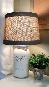 Pin by Priscilla Carr on Homes, Sweet Home | Lamp, Mason jar lamp, Mason  jars