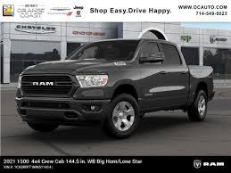 New 2021 Ram 1500 Big Horn Crew Cab In Costa Mesa Orange Coast Chrysler Jeep Dodge Ram Fiat