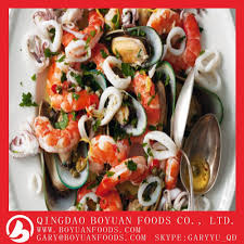 Seafood Mix With Factory Wholesale ...