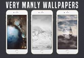 100 very manly wallpapers for your