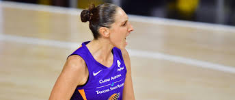 The Mercury Are On Fire Because Diana Taurasi Is As Dangerous As Ever
