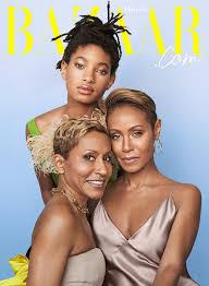 Jada Pinkett-Smith, Willow Smith and Adrienne Banfield-Norris for Harper's  Bazaar Magazine | Willow smith, Jada pinkett smith, Jada