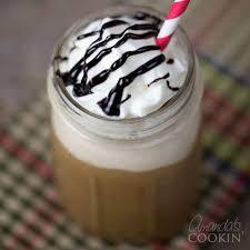 homemade mocha frappuccino a starbucks