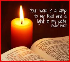 MCF Life Church: Your Word is a lamp for my feet