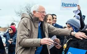 Image result for Primaries March 10, 2020: Bernie Sanders