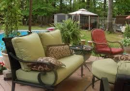 garden outdoor seat cushions