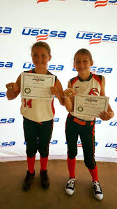 Congrats to SC 10U Ada Howard and Zaylee... - Shoals Creek Baseball &  Softball | Facebook