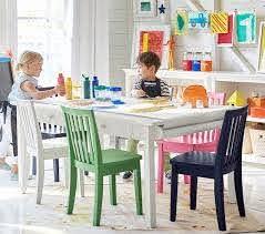 Carolina Craft Kids Play Table Pottery Barn Kids