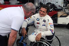WHERE ARE ALEX'S LEGS?': Witnesses recall Zanardi's horrific crash ...