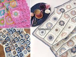 african flower crochet free patterns