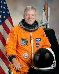 ESA - Gregory H. Johnson, STS-134 Pilot