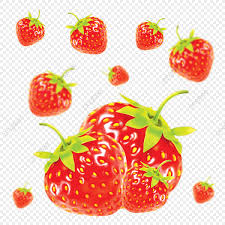 Strawberry Background Png Vector Psd And Clipart With