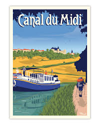 Affiches vintage – Marcel Travel Posters