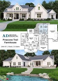 interesting modern farmhouse plans
