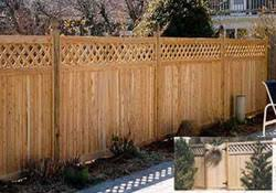 Tongue And Groove Fence Cedar Tongue And Groove T G Fence At Academy