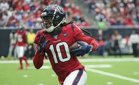 The Houston Texans bid farewell to DeAndre Hopkins