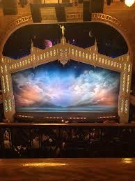 eugene o neill theatre section mezzanine r