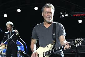 Guitar rock legend Eddie Van Halen dies of cancer at 65