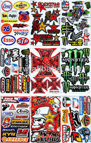 Logo Brand Car Sticker Decal Vinyl Tuning Sticker The Bulls In Red Color Jumping Buy Car Automotive Turning Sticker Decal Product On Alibaba Com